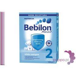 Bebilon 2 z pronutra 1200g Mleko dla niemowląt