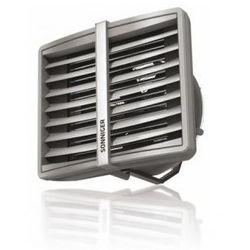 Nagrzewnica wodna powietrza Sonniger Heater R2 30-50 kW + konsola obrotowa + regulator prędkości
