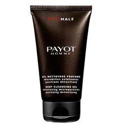 Payot - Homme Deep Cleansing Gel - Oczyszczający żel detoksykujący - 150 ml