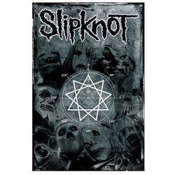 Slipknot (Pentagram) - plakat
