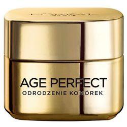 LOREAL Paris 50ml Age Perfect 50+ Odrodzenie komórek krem odbudowujący