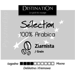 Destination Sélection Kawa 100% Arabica Ziarnista 1kg - EKO