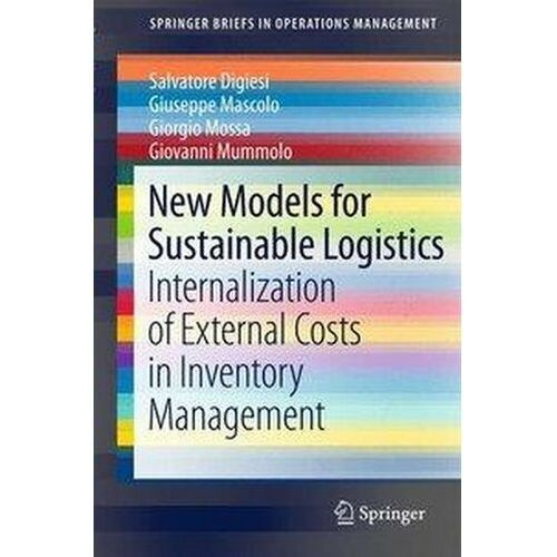New Models for Sustainable Logistics Digiesi, Salvatore