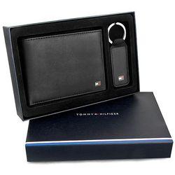 97f458567bbc6 Zestaw upominkowy TOMMY HILFIGER - Eton Ho Cc Flap And Coin Pocket Box  AM0AM01184 002
