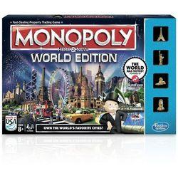 Monopoly Tu i Teraz Edycja Świat Hasbro