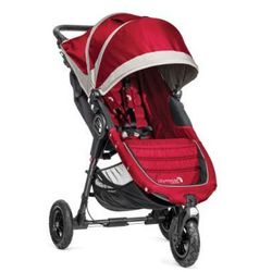Baby Jogger Wózek spacerowy City Mini GT crimson / gray