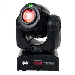 American DJ Inno Pocket Spot LZR - ruchoma głowa 12W LED DMX + zielony laser Płacąc przelewem przesyłka gratis!