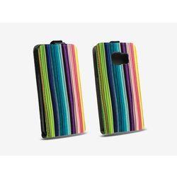 Flip Fantastic - Samsung Galaxy S7 Edge - futerał na telefon - sznurowadła