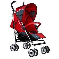 Wózek spacerowy Gringo czerwony