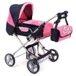 BAYER CHIC 2000 Wózek wielofunkcyjny dla lalek Bambina 586T 46