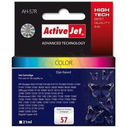 Tusz AH-657 Kolorowy do drukarek HP (Zamiennik HP 57 / C6657A) [21 ml]