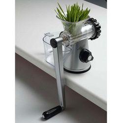 Ręczna wyciskarka soku Lexen Healthy Juicer 3G srebrna - model 2013