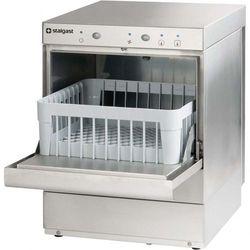 Zmywarka do szkła 400x400 z dozownikiem płynu myjącego i pompą zrzutową kod: 804421 - Stalgast