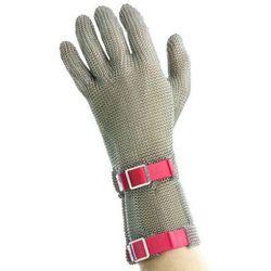 Rękawica ochronna CNS 8cm (czerwona HC25208)