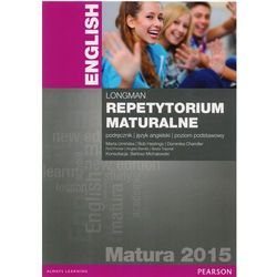 Język angielski Repetytorium maturalne LO zakres podstawowy (opr. miękka)