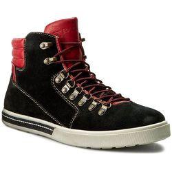 Sneakersy BADURA - 4346-314 Czarny