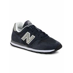 New Balance Sneakersy ML373NAY Granatowy