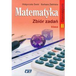 Matematyka. Klasa 2. Zbiór zadań. Gimnazjum (opr. miękka)