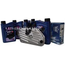 Mineralny olej ATF III oraz filtr automatycznej skrzyni biegów A4LD Ford Explorer FT1087A / AT37B