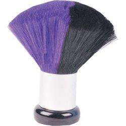 Karkówka fryzjerska 2 kolor - fioletowo-czarna