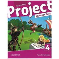 Project: Level 4: Students Book (opr. broszurowa)