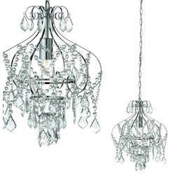 Żyrandol LAMPA wisząca GULLBRINGA 102444 Markslojd kryształowa OPRAWA ZWIS IP20 crystal chrom przezroczysty