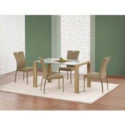 Stół z blatem szklanym HALMAR KEVIN, Kolory