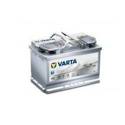 Akumulator VARTA SILVER Dynamic AGM E39 12V 70Ah 760A (EN) +P