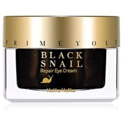 Holika Holika Black Snail Repair Eye Cream - Krem pod oczy ze śluzem ślimaka 30ml