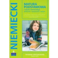 Matura Podstawowa z języka niemieckiego podręcznik i repetytorium z testami z płytą CD (opr. miękka)