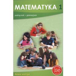 MATEMATYKA Z PLUSEM 1 GIMNAZJUM PODRĘCZNIK (opr. miękka)