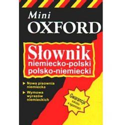 Słownik niemiecko-polski polsko -niemiecki Mini (opr. miękka)