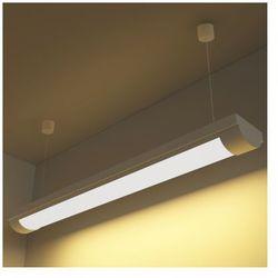Lampa sufitowa, świetlówka LED 14W ciepły biały+zestaw do zawieszania Zapisz się do naszego Newslettera i odbierz voucher 20 PLN na zakupy w VidaXL!