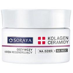 Soraya Kolagen + Ceramidy, odżywczy krem regenerujący, 50 ml