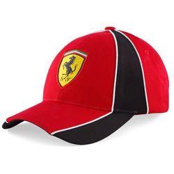 Czapka baseballowa TIFOSI czerwona Ferrari F1 Team 2015