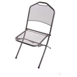 Dajar Krzesło Ogrodowe Metal Składane Onyx 22912