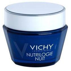 Vichy Nutrilogie intensywny krem na noc do skóry suchej + do każdego zamówienia upominek.