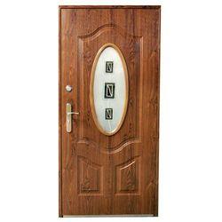 Drzwi wejściowe Belgia 90 prawe Evolution Doors