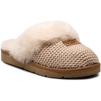 Kapcie UGG - W Cozy Knit Slipper 1095116 W/Crm