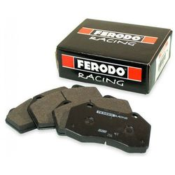 Klocki hamulcowe Ferodo DS3000 FORD Escort (1) 1.1 Przód