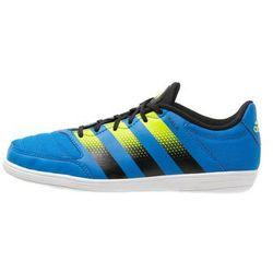 adidas Performance ACE 16.4 ST Halówki shock blue/core black/semi solar slime