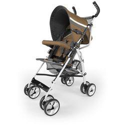 Milly Mally, Joker Brown, wózek spacerowy Darmowa dostawa do sklepów SMYK