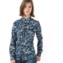 Wzorzysta koszula w kwiaty
