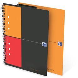 Kołozeszyt Oxford Activebook 100102880 A5+/80k. kratka