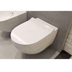 Miska WC + Deska wolnoopad. Slim Sento 4448B003-0075 + 100-003-009 54x36,5 Vitra