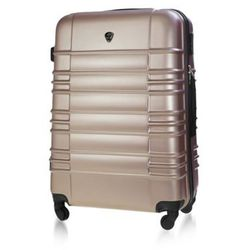 25a65adb03485 torby walizki szara walizka na kolkach 28 ochnik (od STL838 L ...