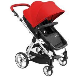 Zuma Kids, Solution 2w1, wózek spacerowy, czerwony Darmowa dostawa do sklepów SMYK