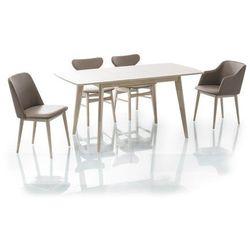 Stół rozkładany COMBO II dąb bielony