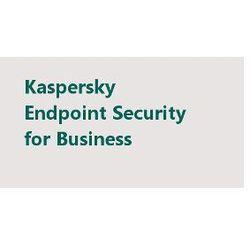 Kaspersky Endpoint Security for Business - Select 1 rok komercyjna (50 licencji)