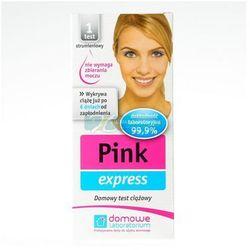 Test ciążowy PINK EXPRESS 1 sztuka
